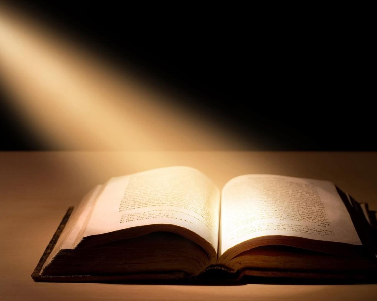 Caracteristicas de un Verdadero Cristiano Nicodemo tenia una Biblia y tambien conocimientos biblicos