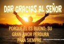 Quiero vivir agradecido con Dios- 1